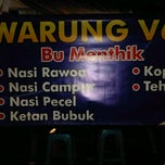Photo taken at Warung V-68 by Muchamad Arifin on 2/12/2013