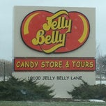 Photo taken at Jelly Belly Factory by Sheila R. on 12/26/2012