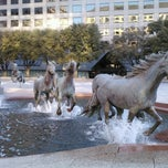Photo taken at Mustangs of Las Colinas by Supote M. on 3/3/2013