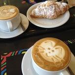 Photo taken at Coupa Café by Shireen K. on 4/6/2013