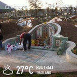 Photo taken at ป่าช้าจีน by Mike N. on 3/29/2014