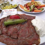Photo taken at Atabey İskender by Ömer G. on 7/25/2013