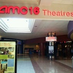 Photo taken at AMC North DeKalb Mall 16 by Brian C on 11/9/2012