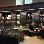Photo taken at Starbucks by Richard B. on 1/6/2013