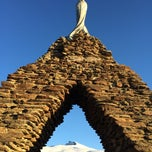 Photo taken at Monumento a la Virgen de las Nieves by Felix S. on 4/8/2014