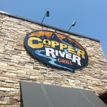 Photo taken at Copper River Grill by Joe D. on 9/8/2013