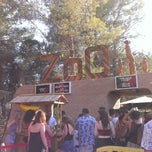 Photo taken at The Zoo Project by Victoria V. on 7/26/2014