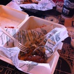 Photo taken at Wingstop by Mario on 2/3/2015