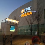 Photo taken at PNC Arena by Kyle on 3/7/2013