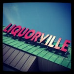 Photo taken at Liquorville by Chuck P. on 9/28/2012