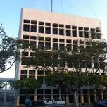 Photo taken at Banco BHD León by Joel D. on 2/20/2013