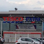 Photo taken at Tesco Extra by Jamie R. on 8/8/2013