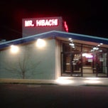 Photo taken at Mr. Hibachi Buffet by Lindsay K. on 10/24/2013