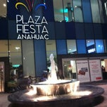 Photo taken at Plaza Fiesta Anáhuac by Angel D. on 10/10/2012