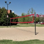 Photo taken at Cate Center Volleyball Courts by University of Oklahoma on 9/19/2012