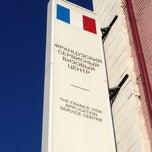 Photo taken at Визовый центр Франции / France Visa Application Center by Alexandr on 7/17/2013