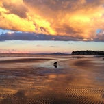 Photo taken at Long Bay Beach by Olof O. on 4/7/2013
