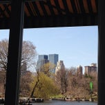 Photo taken at The Loeb Boathouse in Central Park by Jonathan B. on 4/7/2013