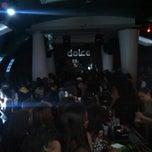 Photo taken at Dolce by JOHEL B. on 11/12/2012