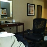 Photo taken at Holiday Inn Hotel & Suites by Chris A. on 3/7/2013