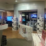 Photo taken at Sony Store by David K. on 12/8/2012