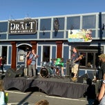Photo taken at The Draft Bar & Grille by Rob M. on 9/23/2012