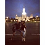 Photo taken at Дрифт напротив ГЗ by Lelyamoscow on 6/28/2014