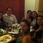 Photo taken at Feijão Brasil no Espeto by Camila on 12/20/2012