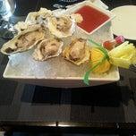 Photo taken at Oyster Bar at M Resort by Kaleena Luna W. on 6/23/2013