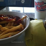 Photo taken at Bravo Burger by Erik S. on 3/17/2015