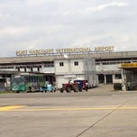 Photo taken at Port-Harcourt International Airport by Femi on 8/1/2013