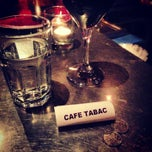 Photo taken at Cafe Tabac by Johan L. on 3/17/2013