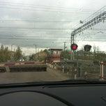 Photo taken at Переезд by Dmitry B. on 5/12/2012