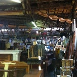 Photo taken at Westheimer Antiques Flea Market by Allen A. on 6/11/2011