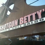 Photo taken at Shotgun Betty's by Dave M. on 3/29/2012