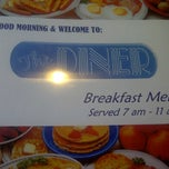 Photo taken at The Diner by Kim B. on 9/9/2011