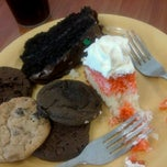 Photo taken at Golden Corral by Hazel D. on 1/10/2011