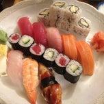 Photo taken at Sakurabana by Justin K. on 3/9/2012
