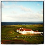 Photo taken at Trump Turnberry, a Luxury Collection Resort, Scotland by Александр on 9/11/2012