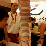 Photo taken at Sushi King by Crystal L. on 11/3/2011
