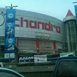 Photo taken at chandra super-store by Ahya Nunuy A. on 10/30/2011