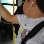 Photo taken at Metrobus Magdalena De Las Salinas by Selene on 8/21/2012