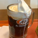 Photo taken at A&W by Deddy A. on 11/1/2011