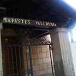 Photo taken at Maristes Valldemia by Albert G. on 10/7/2011