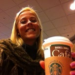 Photo taken at Starbucks by Tatiana F. on 5/1/2012