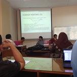 Photo taken at Fakultas Ekonomi dan Bisnis by Achmad Y. on 5/30/2012
