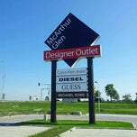 Photo taken at McArthurGlen Designer Outlet Parndorf by George N. on 6/18/2012