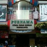 Photo taken at purnama swalayan by Himawan A. on 5/26/2012