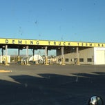 Photo taken at Deming Truck Terminal by James W. on 5/1/2012