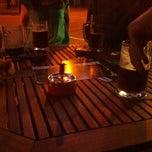 Photo taken at Akivarai (Restoranas ir Pub'as) by Rytas A. on 7/10/2012